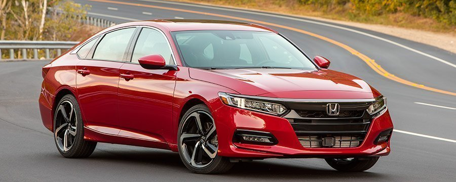 Tech Spec: 2018 Honda Accord | 2019-04-01 | NOLN