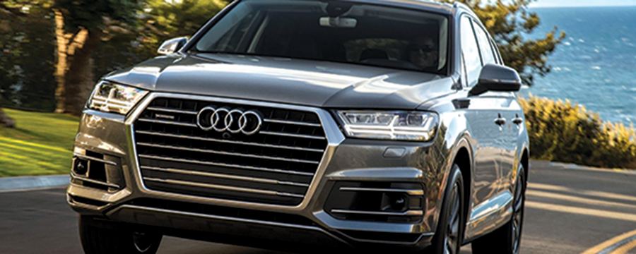 TechSpec: 2017 Audi Q7 | 2017-01-30 | NOLN