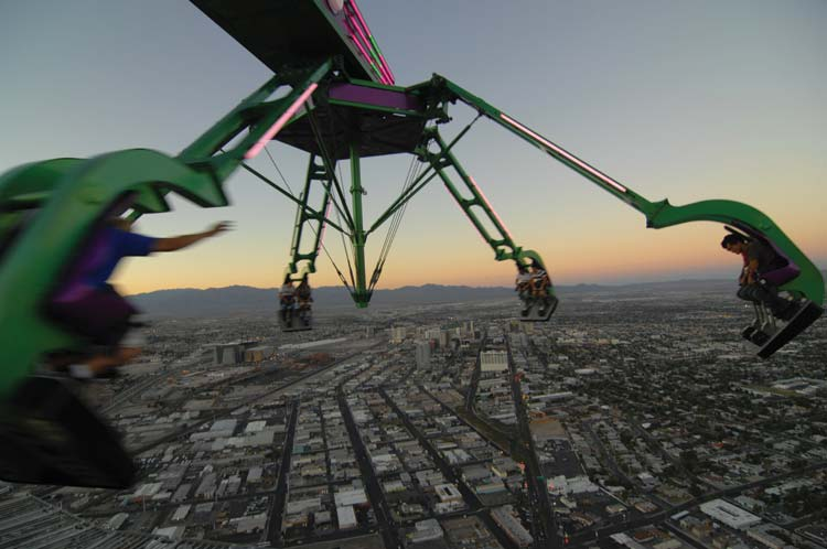 Insanity at Stratosphere Hotel Las Vegas