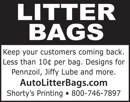 Shorty's Litter Bags