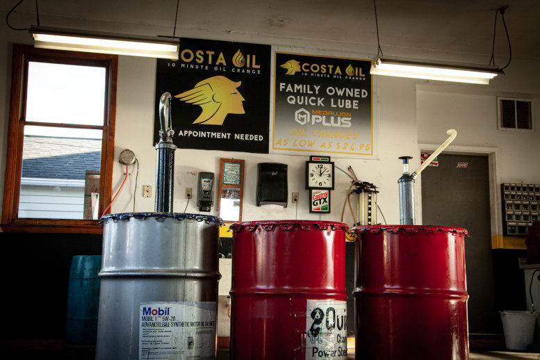 costa oil drums