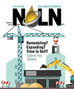 March 2019 NOLN cover