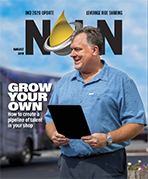 August 2019 NOLN cover
