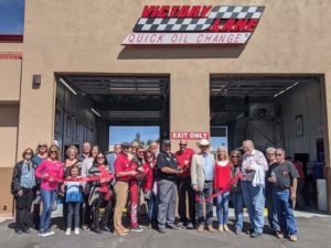 Victory Lane Grand Opening
