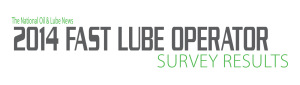 2014 Fast Lube Operator Survey