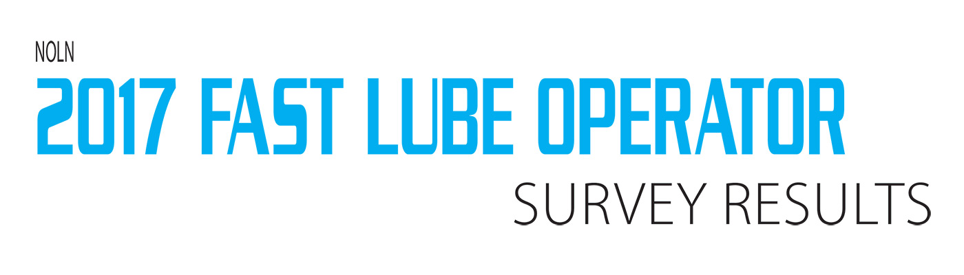 2017 Fast Lube Operator Survey