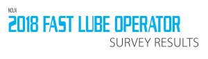 2018 Fast Lube Operator Survey