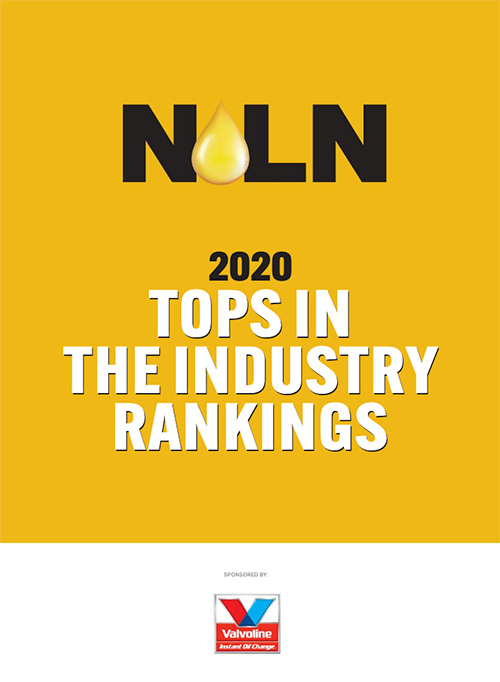 2020 TOPS in the Industry Rankings cover